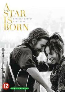 DVD-A-STAR-IS-BORN-avec-Bradley-Cooper-Lady-Gaga-Neuf-sous-blister