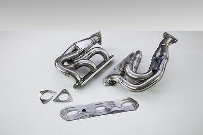 TECHART Fächerkrümmer Set passend für Porsche 986 Boxster 2,5 Liter