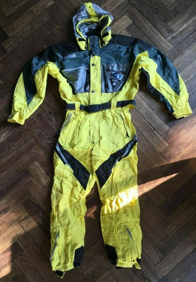 COLMAR KEY PASS Ski Suit - SIZE XL
