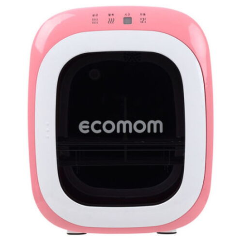 ECOMOM Prize-Winning Anion Module /& UV Type Baby Nursing Bottle Sterilizer EMS