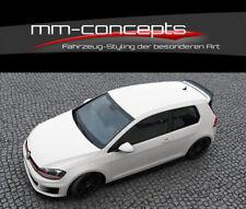Cup Dachspoiler Heckspoiler für VW Polo GTI 6R MK5 Spoiler Splitter Rear ABS