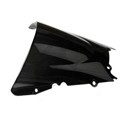 Motorrad Windschilder für YAMAHA YZFR6 YZF-R6 1998-2002 schwarz