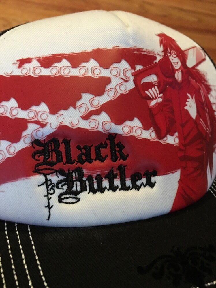 96c9281f7103a ... sweden black butler snapback snapback butler hat anime cap e2979a db215  1dce5