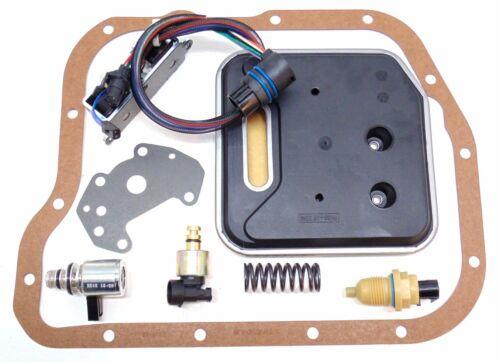 Dodge A518 A618 46RE 47RE 1998-99 Full Valve Body Solenoid Sensor Set 21510 *