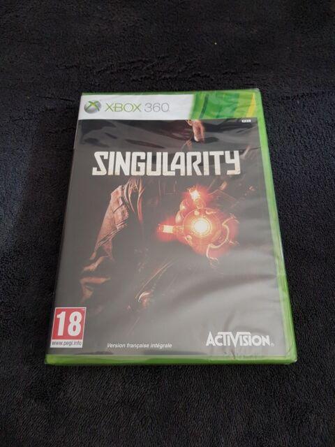 XBOX 360 Singularity PAL neuf sous blister