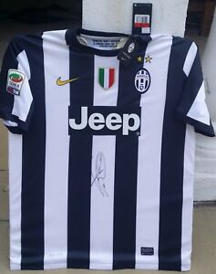 purchase cheap 1ff3d a44d6 PAUL POGBA FRANCE MANCHESTER UNITED SIGNED JUVENTUS NIKE JERSEY SHIRT+PROOF  AUTO