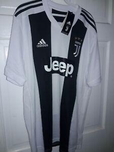 juventus fc adidas jeep soccer football jersey shirt serie a italia italy new xl ebay adidas