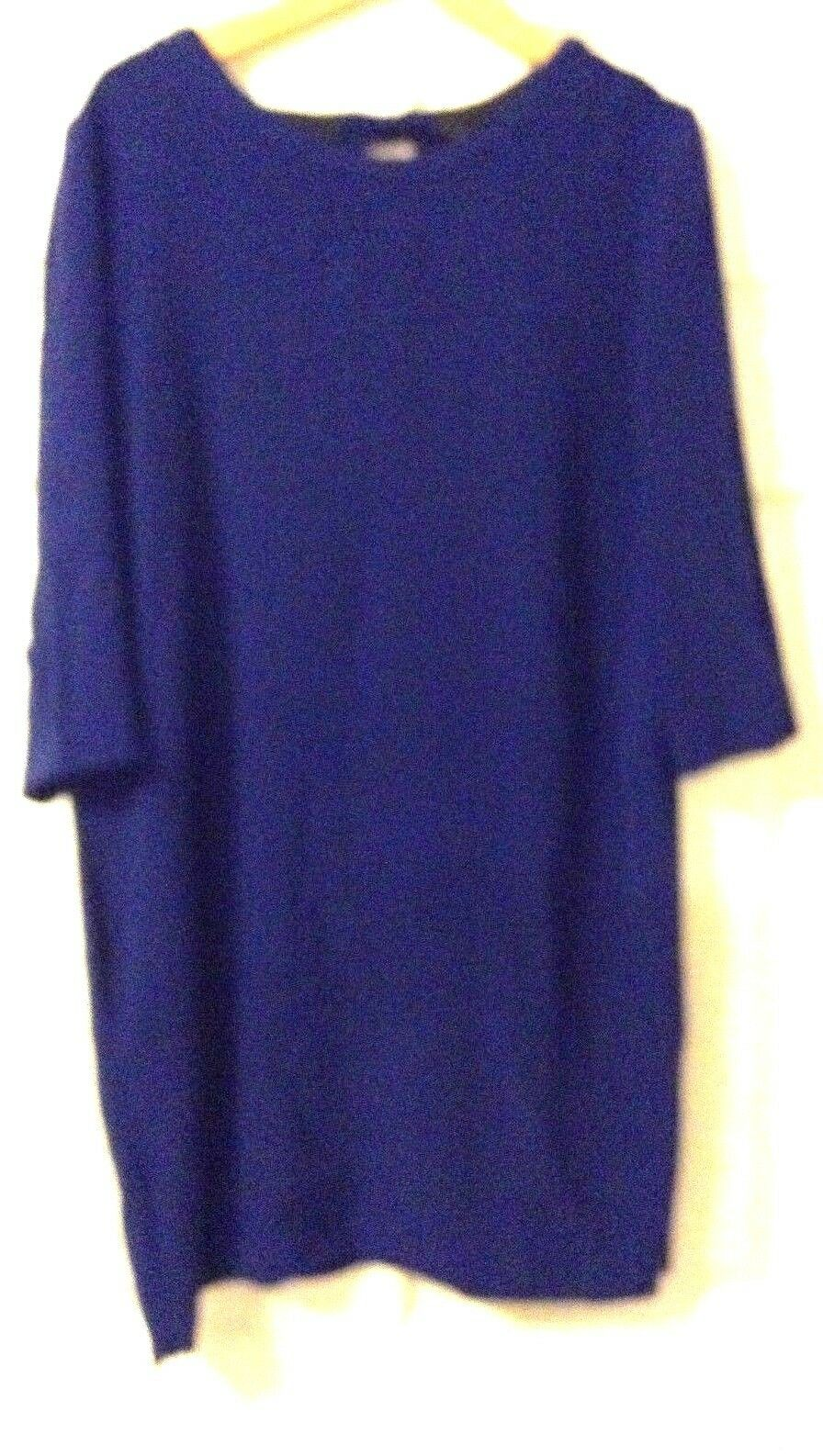 Sandro long top  dress Blau colour for damen-Größe M
