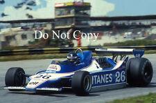Jacques Laffite Ligier JS11 F1 temporada 1979 fotografía 4