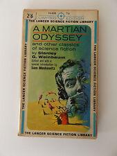 1962 A MARTIAN ODYSSEY by Stanley Weinbaum SCIENCE FICTION Paperback FANTASY