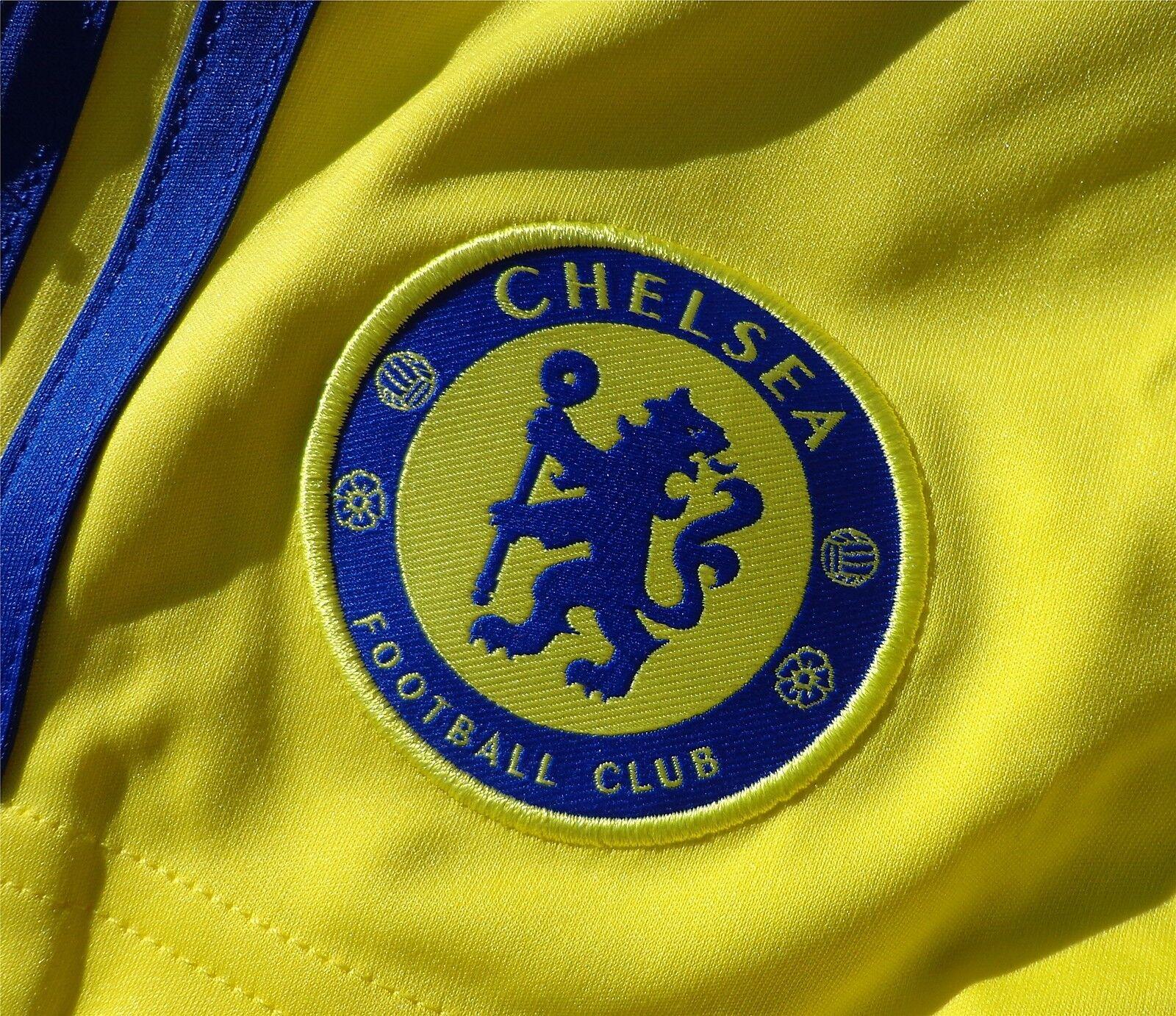 Chelsea London short court-KIDS/ENFANTS ADIDAS pantalon court-KIDS/ENFANTS short 128-176 JAUNE FLUO NOUVEAU CFC f1735f