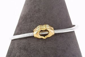 Heart-shaped-hands-charm-Gold-plated-SILVER-Jewellery-Love-Charm-for-Bracelet