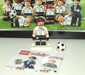 71014 2 Mustafi komplett top Lego Minifigures Serie DFB