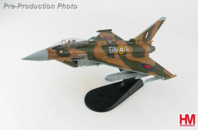 """Hobby Master HA6607 Eurofighter /""""battle of Britain 75th Anniversary/"""" Zk349 RAF for sale online"""