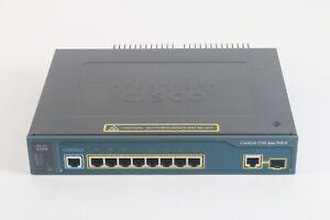 Cisco Catalyst WS-C3560-8PC-S catalyst Compact Switch PoE 8-Port