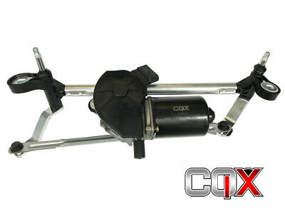 Vauxhall Corsa D 06-11 Avant Essuie-glace Linkage and motor 13182342