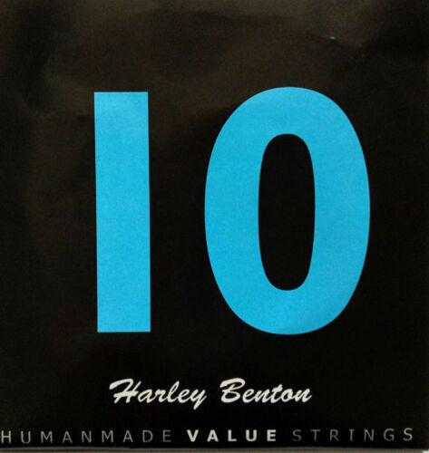 Harley Benton E-Gitarren-Saiten Nickel Plated Steel 010-046