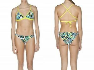 Arena Costume Donna 2 Pezzi Cores Piscina Mare Bikini Woman Two Pieces 2a042 56