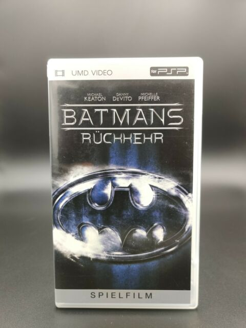 Batmans Rückkehr - UMD Video - PSP Playstation Portable Film - OVP