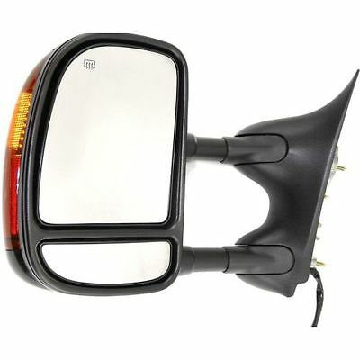 for Ford F-250 Super Duty FO1320274 2003 to 2007 Driver Side New Mirror