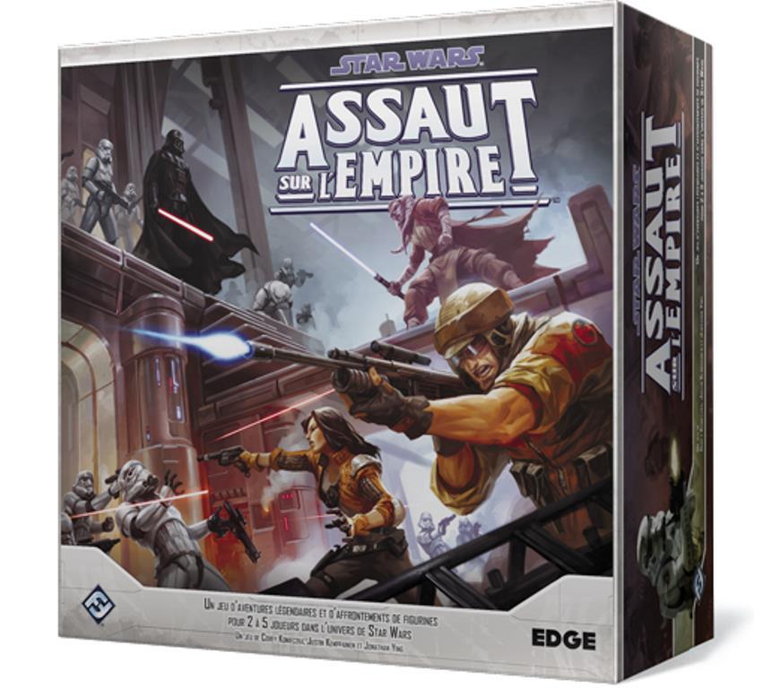 Assaut sur l'empire - Edge