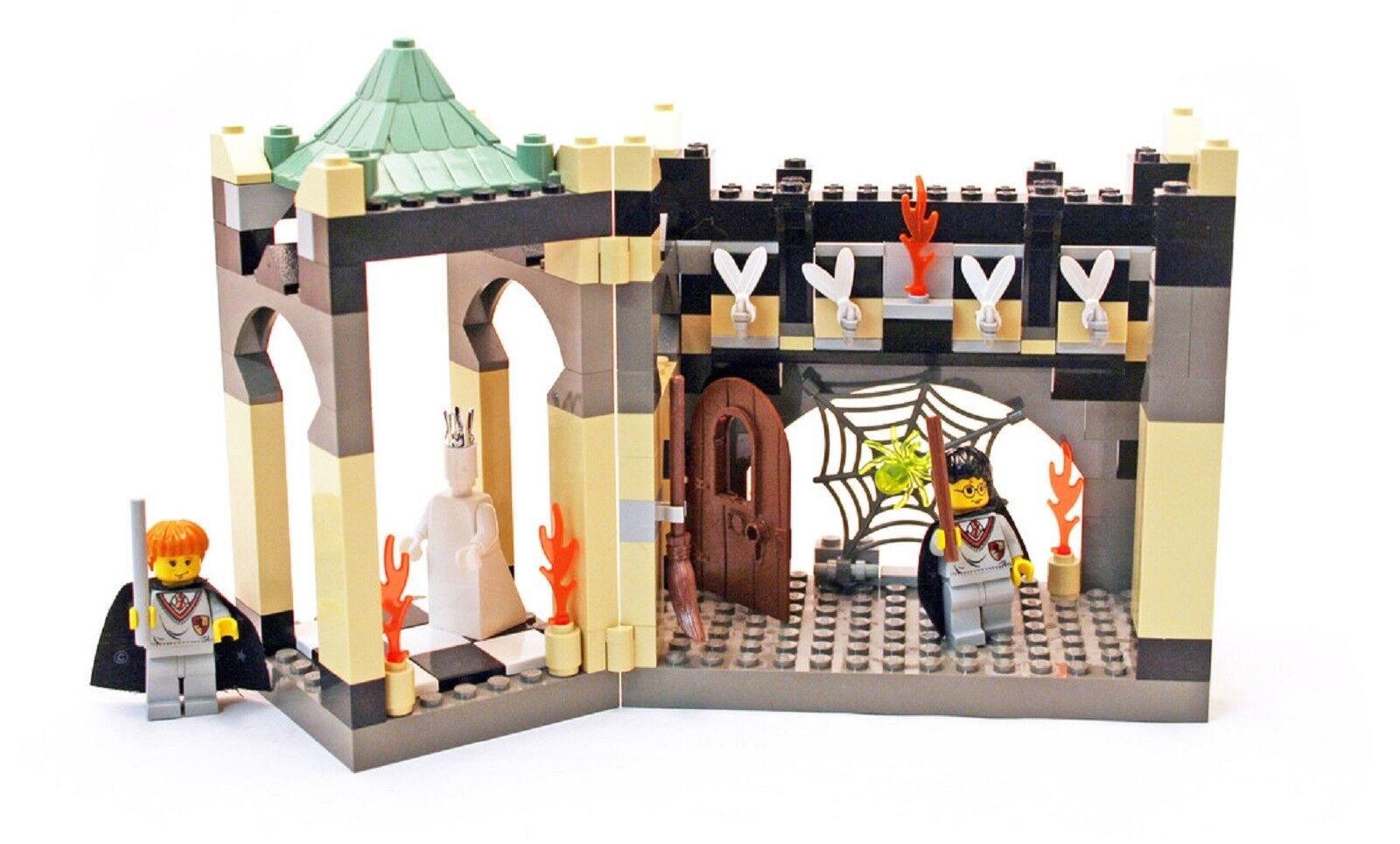 Lego 4704 Harry Harry Harry Potter The Chamber of the Winged Keys complet + Notice -CN191 862589