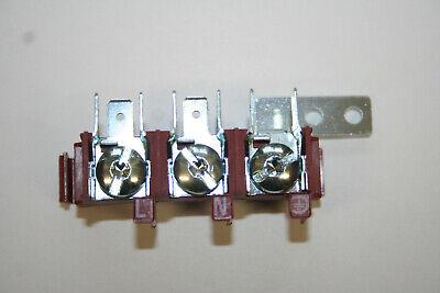 20 Stück 3fach Flachsteckverbinder Flachstecker Verteiler Abzweigverbinder Kabel