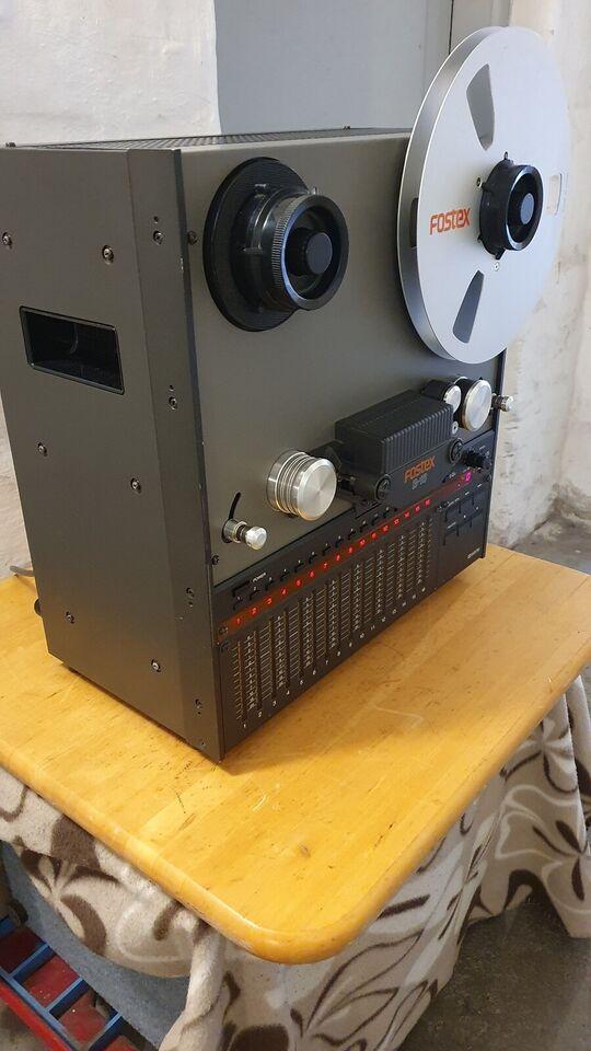 Spolebåndoptager, Andet, Fostex B-16
