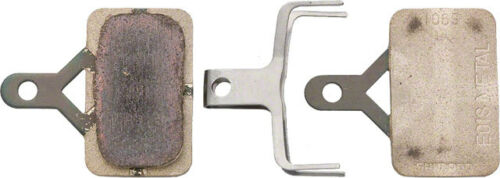 SHIMANO E01S M575,,M486/485446/445 SINTERED COMPOUND DISC BICYCLE BRAKE PADS