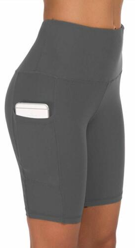 Womens Yoga Gym Anti-Cellulite Compression Leggings Push Up Fitness Sport Pants