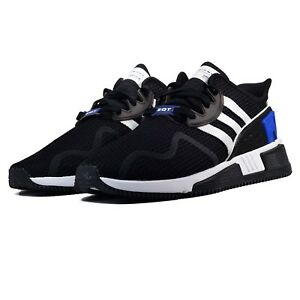 online store 9eaa0 1e97f Image is loading SALE-ADIDAS-EQT-CUSHION-ADV-BLUE-PACK-BLACK-