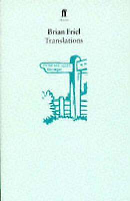 1 of 1 - Translations (Faber Paperbacks), Friel, Brian, Very Good Book