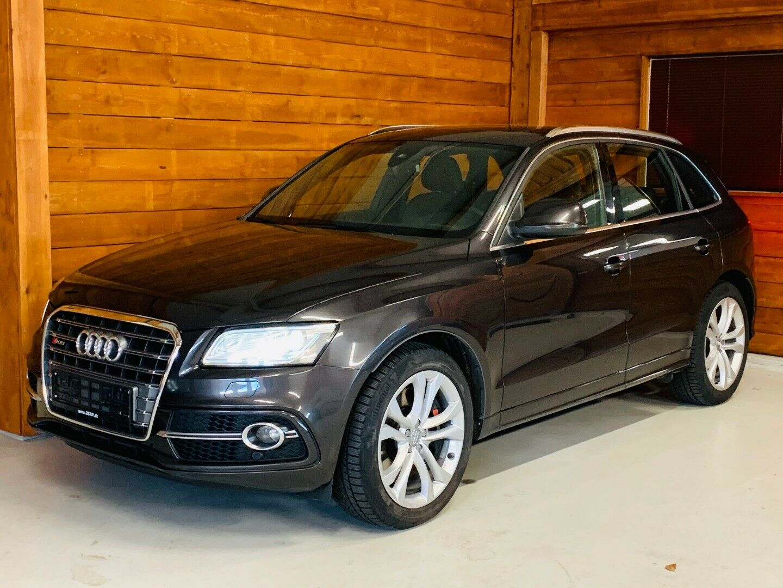 Audi SQ5 3,0 TDi 313 quattro Tiptr. 5d - 394.800 kr.