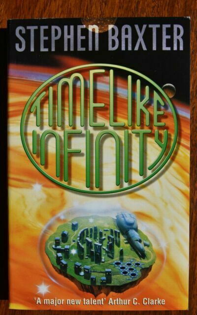 Timelike Infinity by Stephen B...