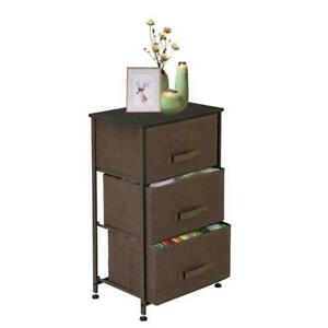 Cerbior-3-Tier-Fabric-Chest-of-Drawers-Dresser-Storage-Shelf-Organizer-Cabinet