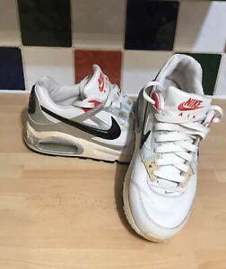 online retailer 6bdde e8734 Nike Air Max Skyline White Black Red Girls UK 5 US 5.5Y EU 38 366826 ...