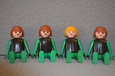 6873 playmobil first figures with B print blister packs