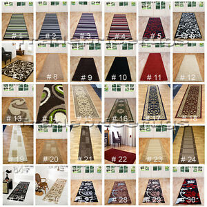 SHORT-EXTRA-LONG-MODERN-amp-TRADITIONAL-amp-STRIPED-HALLWAY-HALL-RUNNERS-amp-MATS