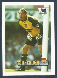 MERLIN-1996-COLLECTOR-CARD-SERIES-96-60-WEST-HAM-CZECH-REP-LUDEK-MIKLOSKO