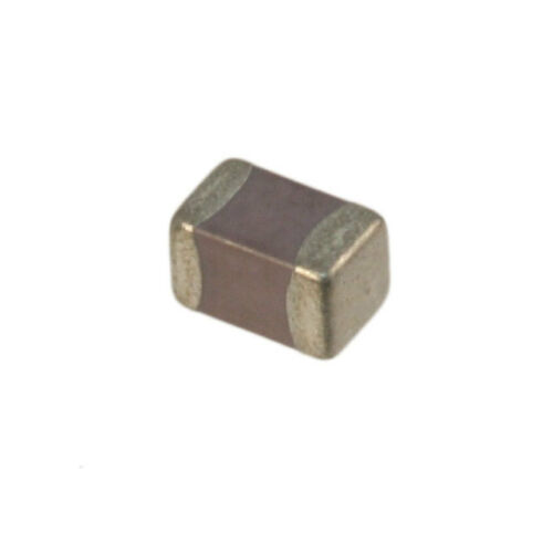 Lot of 15 AVX MLCC Capacitor 100pF 50V 1/% 0805 NPO 08055A101FAT2A