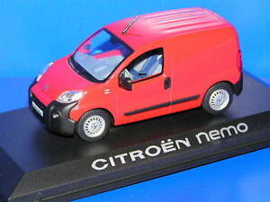 citroen nemo tole norev 1 43 ebay. Black Bedroom Furniture Sets. Home Design Ideas