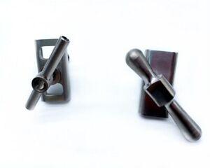 lock nut screw for Brompton Bike Lever Titanium Axle Seat Post Clamp Handle