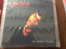 "loveland - the wonder of love - great condition 12"" vinyl"
