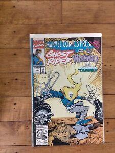 Marvel Comics Presents Wolverine #111 1992 Marvel Comics Ghost Rider