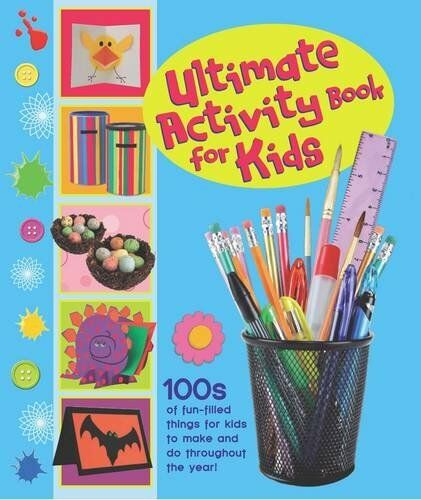 The Ultimate Craft Book for Kids. 9781407580845