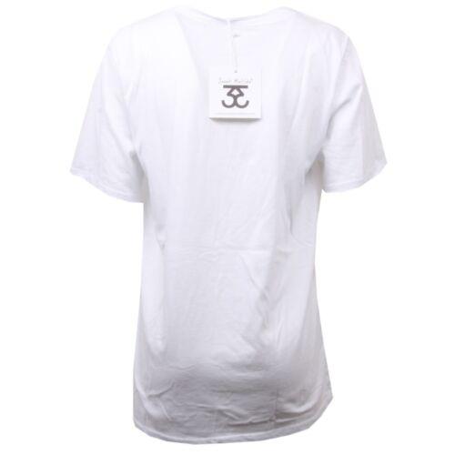shirt C4670 Donna Matilda Woman T Sweet Bianco pfZqfgwO