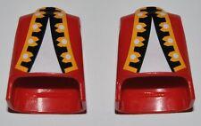 13105 Cuerpo casaca roja 2u playmobil,body,epoca,jacket,soldado,soldier
