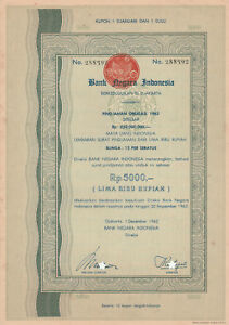 Bank-Negara-Indonesia-Bond-1962-Jakarta-Rp-5000-No-288592