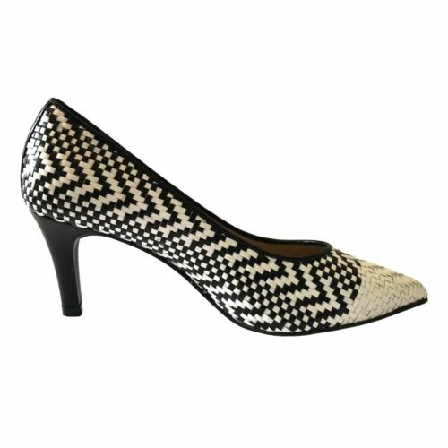 Spain Dibia Ladies In Poin Real Made Kitten Shoes Heels Stilettos Womens Leather xOrH5qxz