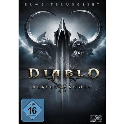 Diablo 3 III Reaper of Souls / PC + MAC DVD Vorbestellung
